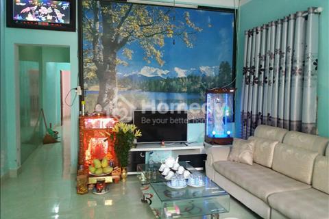 Cho thuê nhà nguyên căn gần đường Nguyễn Văn Thoại, 3 phòng ngủ, 2 wc, full nội thất 15 triệu/tháng