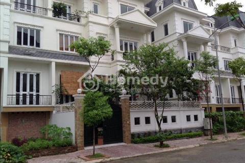 Cho thuê biệt thự khu đô thị Yên Hòa, Trần Kim Xuyến, nhà 4 tầng, diện tích 150 m2/tầng