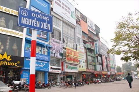 Cần bán gấp toà nhà 9 tầng đường Nguyễn Xiển, Thanh Xuân, giá 34 tỷ