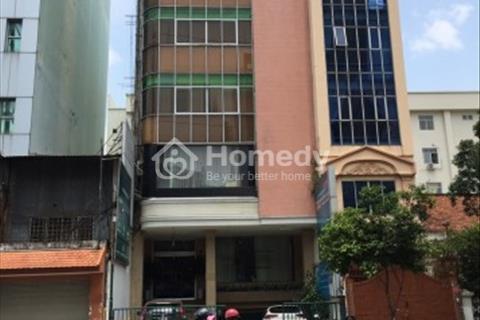 Tòa nhà văn phòng 8 tầng mặt tiền Điện Biên Phủ, quận 1, 8 x 21 m, giá 56 tỷ