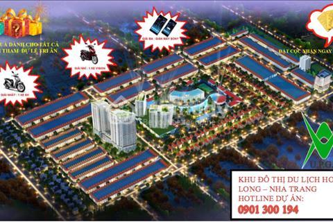 Còn duy nhất 1 lô vị trí đẹp dự án khu đô thị Du Lịch Hoàng Long - Nha Trang - Đầu tư lướt cực tốt