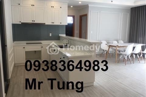 Cho thuê căn hộ 3 phòng  ngủ đầy đủ nội thất , ở liền, 5 phút đến chợ Bến Thành, 36 triệu/tháng