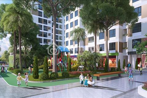 Quà tặng 30 triệu hỗ trợ vay 0% lãi suất khi mua căn hộ Valencia Garden A703, giá 1,2 tỷ