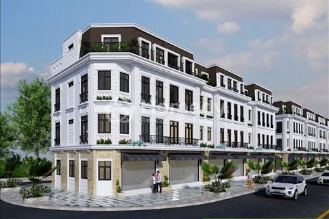 Bán nhà liền kề mặt đường 36 m dự án Pruksa Town Hoàng Huy