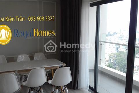 Cho thuê căn hộ 3 phòng ngủ, DT: 101 m2/1.600 USD Quận 5