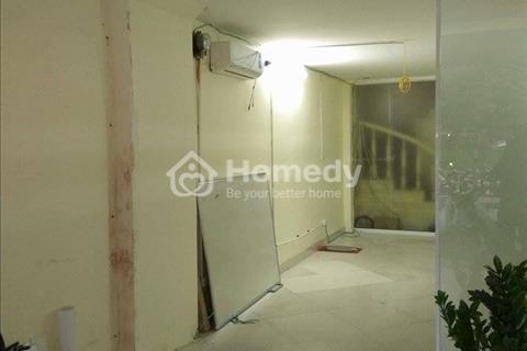 Cho thuê mặt bằng kinh doanh tầng 1, S 30 m2 Mặt Tiền Phố Nguyễn Ngọc Vũ