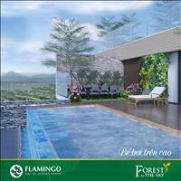 Vợ chồng tôi muốn bán biệt thự trên cao Forest In The Sky Flamingo Đại Lải Resort giá 3 tỷ, 80,6m2