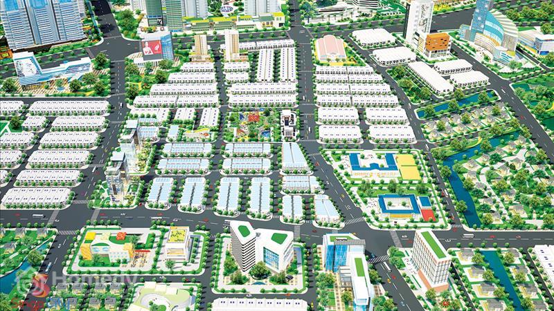 Dự án Khu đô thị Singa City TP Hồ Chí Minh - ảnh giới thiệu