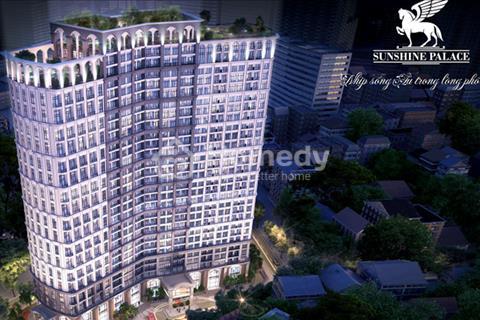 Sunshine Palace-view nhạc nước Times City-full nội thất cao cấp- 2pn, 85m2-giá 2,3 tỷ