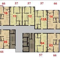 Bán cắt lỗ căn hộ 69m2 tầng 9 tòa V3 Prime dự án The Vesta giá rẻ