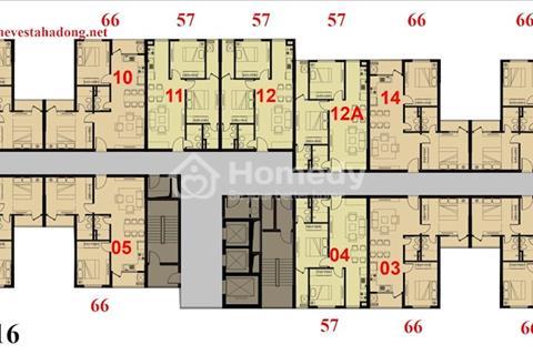 Bán cắt lỗ căn hộ 69 m2 tầng 9 tòa V3 Prime dự án The Vesta giá rẻ