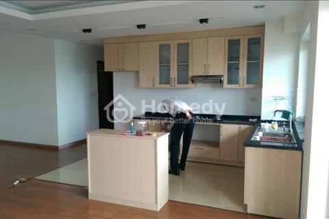 Cần cho thuê chung cư cao cấp cực đẹp tại Golden Palace, 118 m2, 3 PN, đồ cơ bản, 18 triệu/tháng
