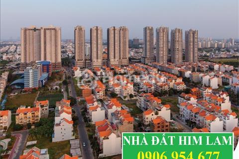 Bán căn nhà hướng Đông Nam trong khu Him Lam, 1 hầm, 1 trệt, 2,5 lầu. Giá thật 11,3 tỷ