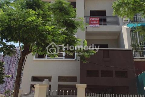 Cho thuê nhà căn góc ngõ 121 Thái Hà, 60 m2 x 5 tầng