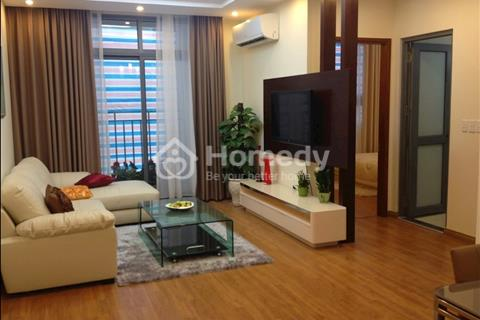 Chung cư mini Hồ Tùng Mậu - Mai Dịch, 600 triệu/căn, chiết khấu 2%, full nội thất