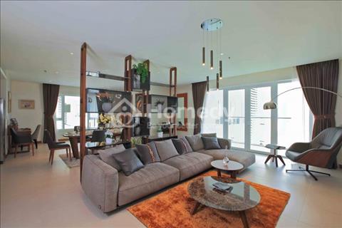 Duplex siêu sang 3 phòng ngủ view hồ bơi Đảo Kim Cương