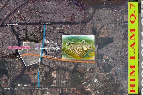Bán nhà biệt thự quận 7, đường số 9, Him Lam Kê Tẻ, Tân Hưng. 01 hầm, 3,5 lầu, thang máy 20 tỷ