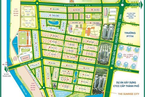 Cho thuê nhà phố thương mại Him Lam Quận 7, 1 hầm 4 lầu, nhà mới giá 69 triệu/tháng