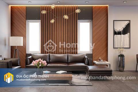 Bán biệt thự song lập khu PG An Đồng 125 m2, giá 2,8 tỷ