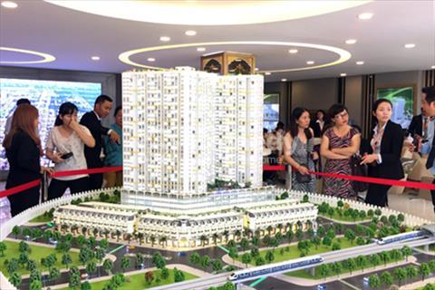 Đất Xanh Miền Nam mở bán căn hộ Prosper Plaza 999 triệu/căn 2 phòng ngủ, tặng tivi + tủ lạnh + ô tô
