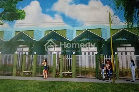 Nhà liền kề mới xây, gần trường chuyên Bến Tre, Gần ngã tư Tú Điền