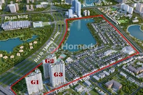Vinhomes Green Bay sắp ra mắt căn hộ đa năng tòa G3