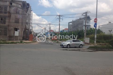 Đất nền mặt tiền Phạm Hùng, Bình Chánh, 5x20 giá 27 triệu/m2