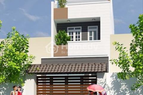 Bán nhà mới xây, 4 phòng ngủ, 1 lầu sổ hồng riêng, Đường Nguyễn Hữu Trí