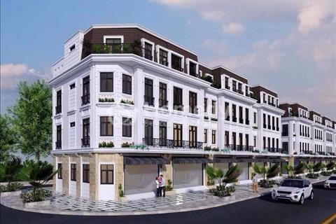 Nhà mặt phố tại An Dương, Hải Phòng, Giá chỉ từ 1,3 tỷ/căn, xây 4 tầng. KM ngay 20 triệu
