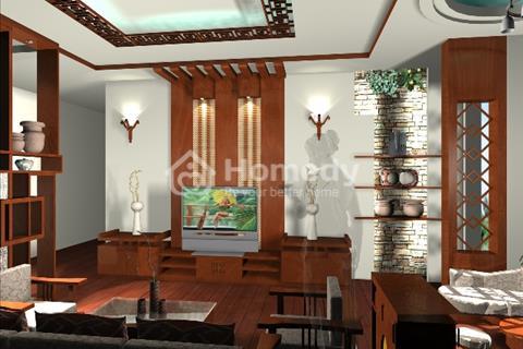 Bán nhà 4 tầng phố Nguyễn Khang, 65 m2, mặt tiền 5 m, vuông vắn, giá 5,6 tỷ