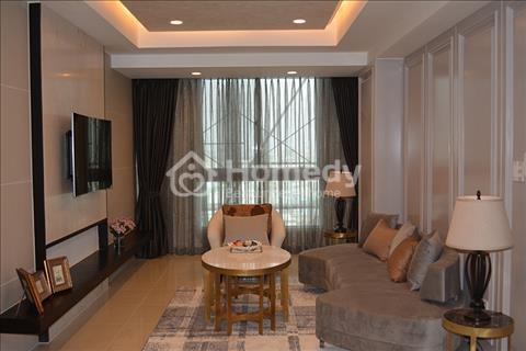 Cho thuê căn hộ officetel River Gate, diện tích 28 m2, nội thất cơ bản, gia 10tr/tháng