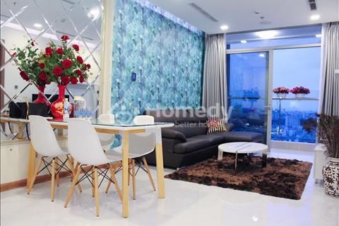 Cho thuê căn hộ 2PN nội thất cao cấp Vinhomes Central Park - 900$