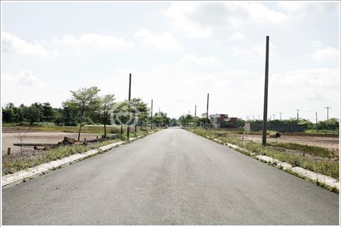 Đất nền khu dân cư Tân Đô, An Hạ Riverside, giá 450 triệu/nền. Sổ hồng riêng