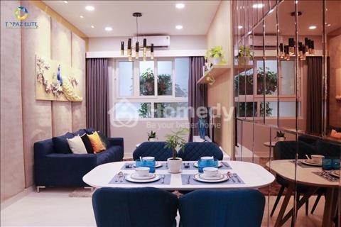 Topaz Elite - Tháp Dragon đẹp nhất dự án. Đối diện Aeon Mall Quận 8 - Cam kết 100% có căn đẹp ưng ý