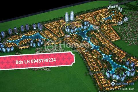 Chính chủ bán biệt thự liền kề khu đô thị Nam An Khánh, Hoài Đức. DT 200 m2 - 600 m2 giá rẻ