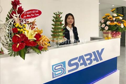 Cho thuê văn phòng tại tòa nhà Sabay Tower Tân Bình