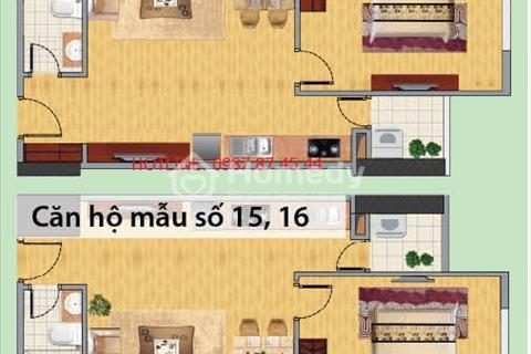 Bán lỗ căn 1PN và 1WC đã hoàn thiện nội thất- CC Nghĩa Đô Hoàng Quốc Việt