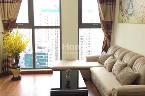 Cho thuê căn hộ chung cư cao cấp Vinhomes Nguyễn Chí Thanh, 127m2, 3PN, đủ đồ, 1.600 usd/ tháng