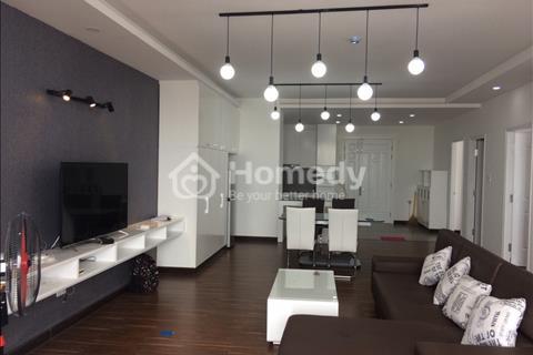 Cho thuê căn hộ tầng cao, cao ốc dịch vụ du lịch cao cấp 35 tầng Sơn Thịnh