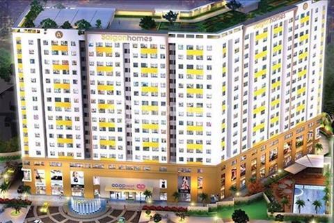 Căn hộ Saigonhomes, Q.Bình Tân với nội thất cao cấp, mặt tiền đường Hương lộ 2
