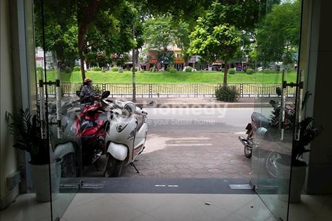 Cho thuê văn phòng 20 m2, tầng 1 mặt phố Nguyễn Ngọc Vũ. Giá chỉ 4,5 triệu/tháng