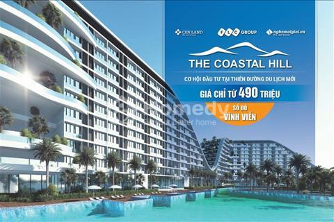 Căn hộ khách sạn FLC Quy Nhơn giá 1,3 tỷ 1PN+ đủ nội thất. Cam kết lợi nhuận 85%. Hỗ trợ vay LS 0%