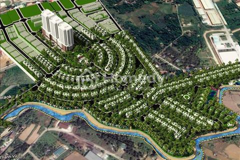 Sở hữu ngay 200 triệu khi mua đất nền biệt thự ven suối Phú Cát City, gần ĐHQG, giá chỉ 9 triệu/m2
