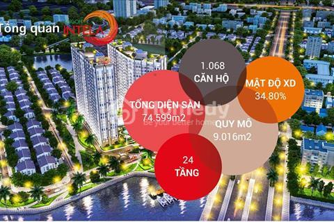 Sài Gòn Intela - Căn hộ thông minh ven sông duy nhất Sài Gòn