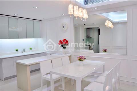 Cho thuê căn hộ Dophin Plaza, 133 m2, 3 ngủ, đủ đồ đẹp, 20 triệu/tháng