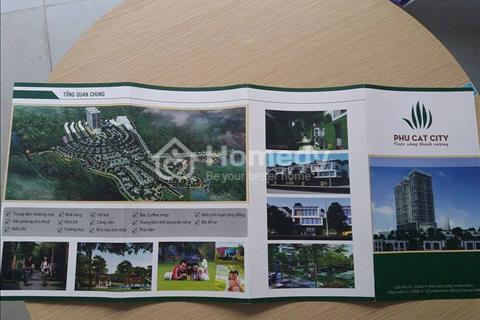 Mở bán đợt đầu dự án Phú Cát City, Thạch Hòa, Thạch Thất, Hà Nội. Giá 9 triệu/m2