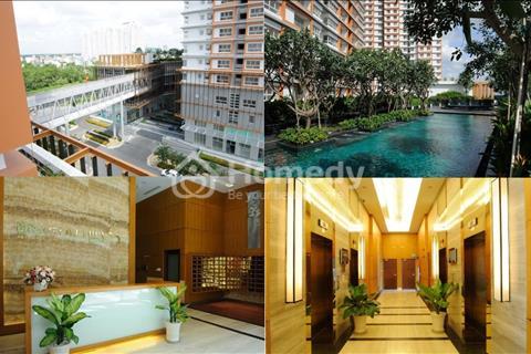 Bán gấp căn hộ Dragon Hill 1 122m2, 3PN,  full nội thất Châu Âu, liền kề PMH, quận 7