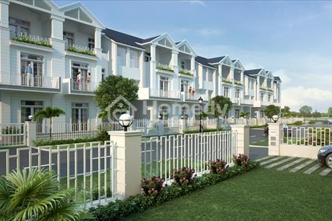 Nhà phố, biệt thự liền kế diện tích 5x18m, 5x20m, 8x18m, 8x20m, và 10x20m, xây dựng 1 trệt, 2 lầu