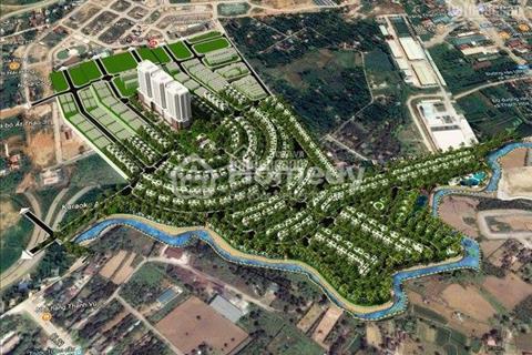 Mở bán đợt đầu biệt thự dự án Phú Cát City Thạch Hòa, Thạch Thất, HN giá 9 triệu/m2