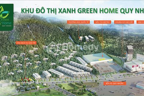 Green Home Quy Nhơn - Đất nền Biệt Thự nhà phố,Cơhộiđầutưsinhlời chỉ 2,5 tỷ-sổ hồng-ưu đãi HD!